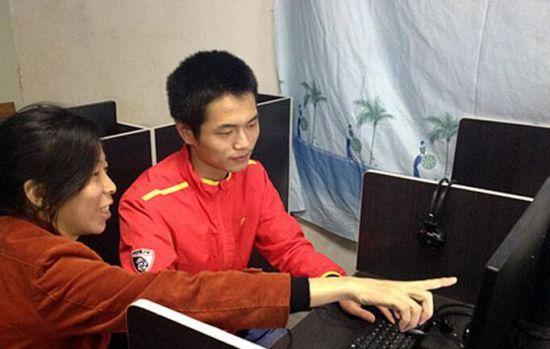 中国聋哑和日本_聋哑小伙吴凡兵将代表中国参加全球it赛事