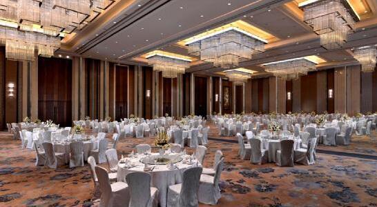 酒店香格里拉宴会厅